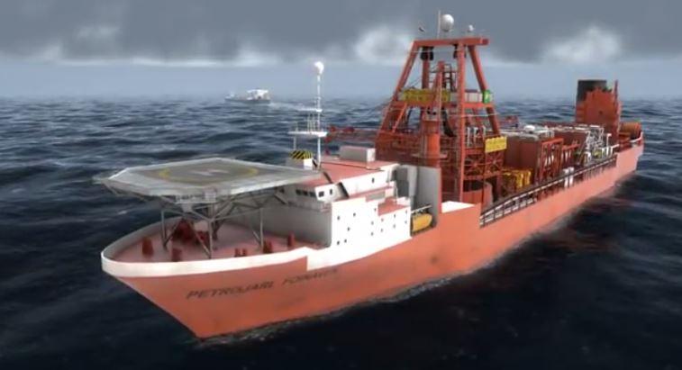 Fleet Showcase: Petrojarl Foinaven Animation - Teekay | Teekay