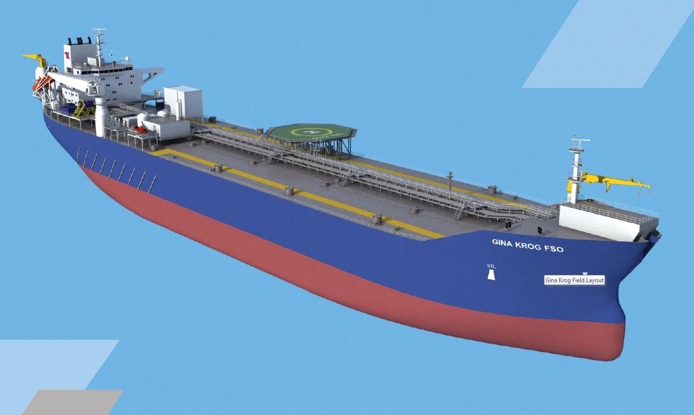 sc 1 st  Teekay & From Rangrid Shuttle Tanker to Gina Krog FSO - Teekay | Teekay
