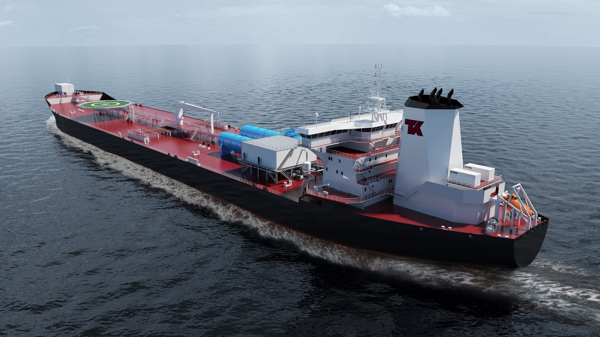 Teekay Offshore Announces Two Newbuilding Shuttle Tankers – With