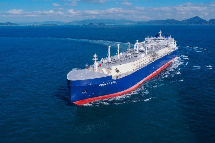 Resultado de imagen de shipping industry teekay lng